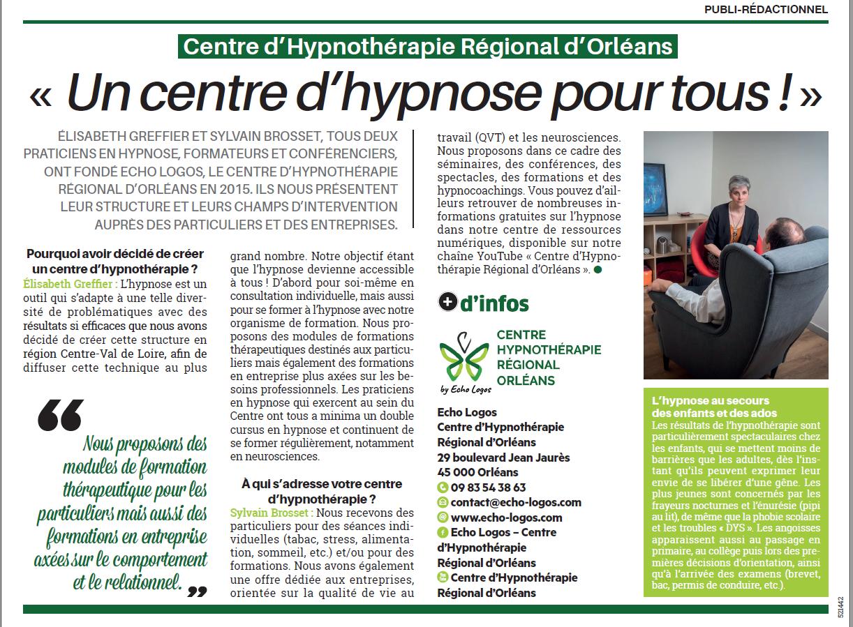 centre hypnose pour tous